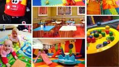 Особенности организации детского кафе