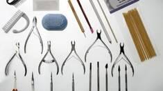 Разновидности инструментов для педикюра