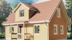 Обирайте екологічно чисті будинки з клеєного бруса!
