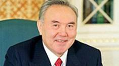 Nazarbayev won the elections
