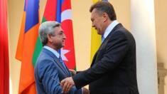 Results of the Ukrainian-Armenian meeting
