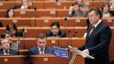 Yanukovych goes before PACE deputies