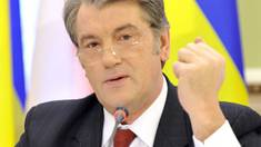 Yushchenko to receive award of $ 25 000 from USA