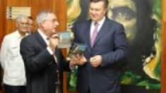 Cuba-Brazil: Yanukovych's tour of Latin America is still continuing