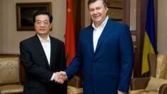 Yanukovych to meet with Chinese President Hu Jintao