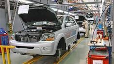 Ukraine boosts car production