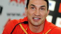 Wladimir Klitschko has become the best boxer of the year