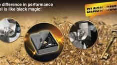 Сплавы BLACK RUSH - пластины нового поколения для обработки серого и высокопрочного чугуна