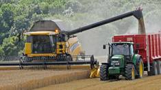 The Germans are not ready to collect combines in Ukraine