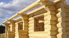 It's profitable to build wooden houses in Ukraine!