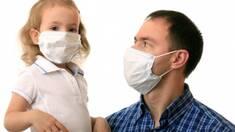 Медицинская маска снижает риск заражения вирусами на 60-80%