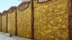 """""""Монолит"""" теперь производит декоративные бетонные заборы!"""