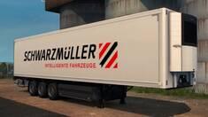 Шварцмюллер Украина предлагает автомобильный прицеп по лучшей цене!