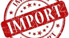 В первом квартале импорт товаров в Украину превысил экспорт
