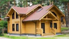 Самая выгодная цена набрусовые дома под ключ!