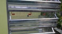 Клетки для кур-несушек и перепелов в продаже!