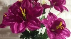 Увага! Купити штучні квіти оптом можна у нас!