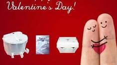 Скидка 5 % ко Дню Святого Валентина
