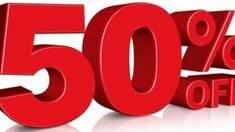 Спеціальна пропозиція: -50% на монтаж меблів
