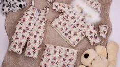 Покупайте зимние комбинезоны-конверты по старым ценам уже сегодня!