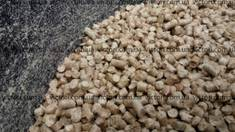 Новинка! Деревні пелети з соснової тирси доступні для замовлення!