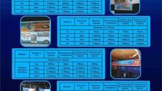 Определено, около 85% пассажиров положительно реагируют на рекламу в маршрутках