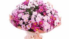 Роскошные цветы для торжественных моментов