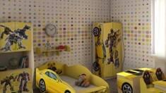 Подарите своему ребенку настоящую радость - приобретите детскую кровать-машину!