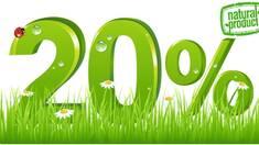 Антикризова програма: знижка 20% на головні іммунозміцнювачи!