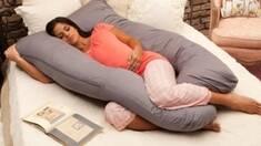 Удобные и недорогие подушки для беременных уже в Sweet Home!