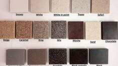 Нові кольори гранітних мийок доступні для замовлення!