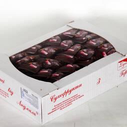 """Набір (мікс 4) глазурованих цукерок """"Сухофрукти з горіхом"""" 1,5 кг"""