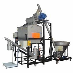 Перемешиватели для сыпучих продуктов