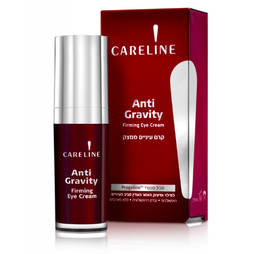 Careline Anti Gravity ночной корректирующий крем для кожи лица и шеи, 50 ml