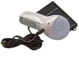 Лампи на сонячних батареях