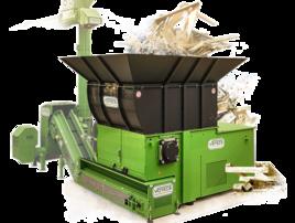 Обладнання для переробки відходів деревини