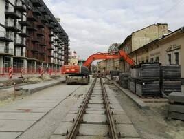 Ремонтний залізничний транспорт
