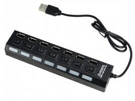 USB HUB та розгалужувачі