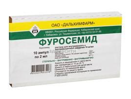 Средства с диуретическим эффектом