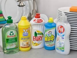 Моющие и чистящие средства для кухни