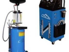 Оборудование для замены масел и жидкости