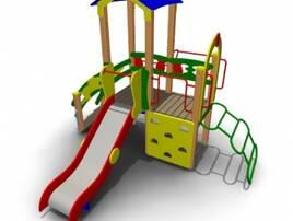 Товари для парків та дитячих майданчиків