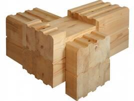 Разные деревянные строительные материалы