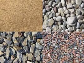 Естественные строительные материалы и камень