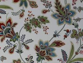 Ткани с декорированием