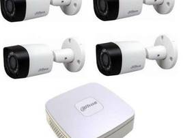 Разные средства охранного видеонаблюдения