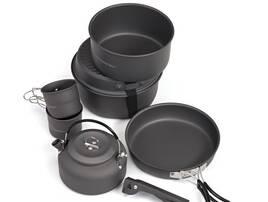 Набори туристичного посуду