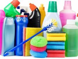 Моющие и чистящие средства для дома