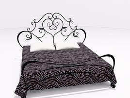 Ковані ліжка