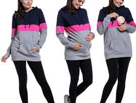 Різний одяг для вагітних